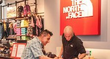 event agency berlin   case study   north face